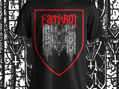 Inverted Cathedral Shield T-shirt main photo