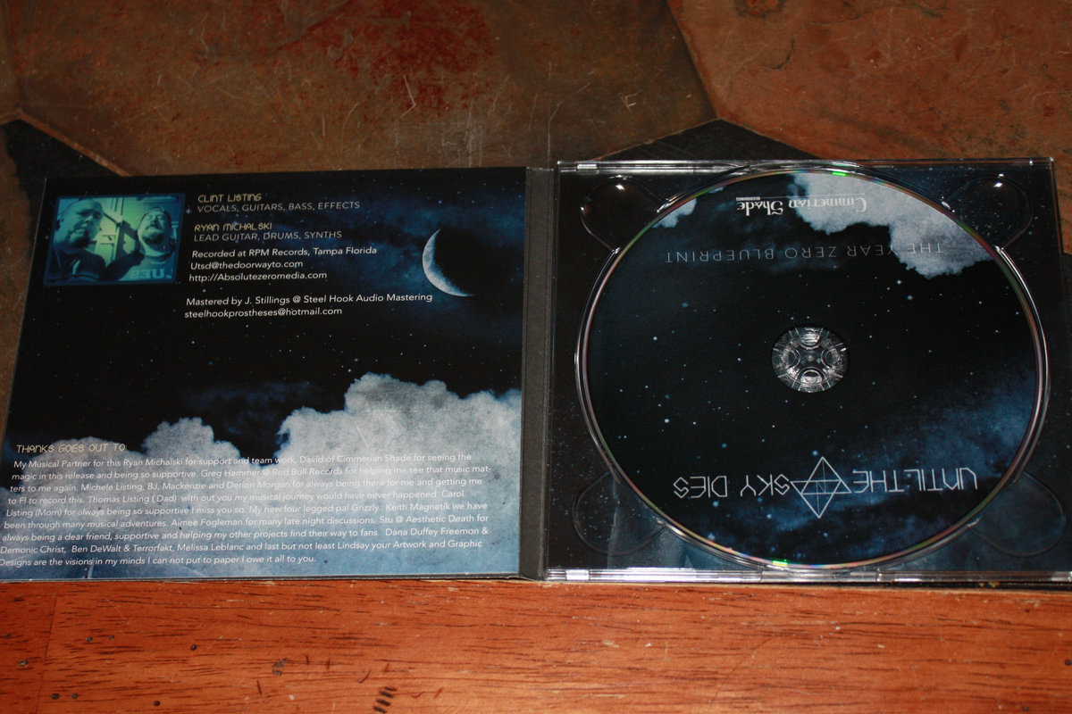 The year zero blueprint cimmerian shade recordings includes unlimited streaming of the year zero blueprint via the free bandcamp app plus high quality download in mp3 malvernweather Images