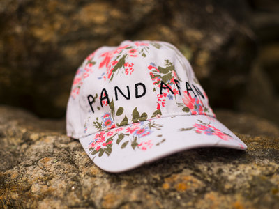 Flowery Hand-Embroidered Hat main photo