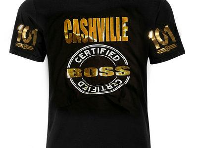 """Official """"C. Boss"""" T-shirt main photo"""