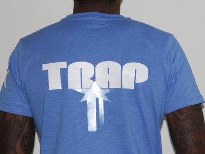 "✖ Privé Apparel ✖ ""Trap Star"" blu crew main photo"