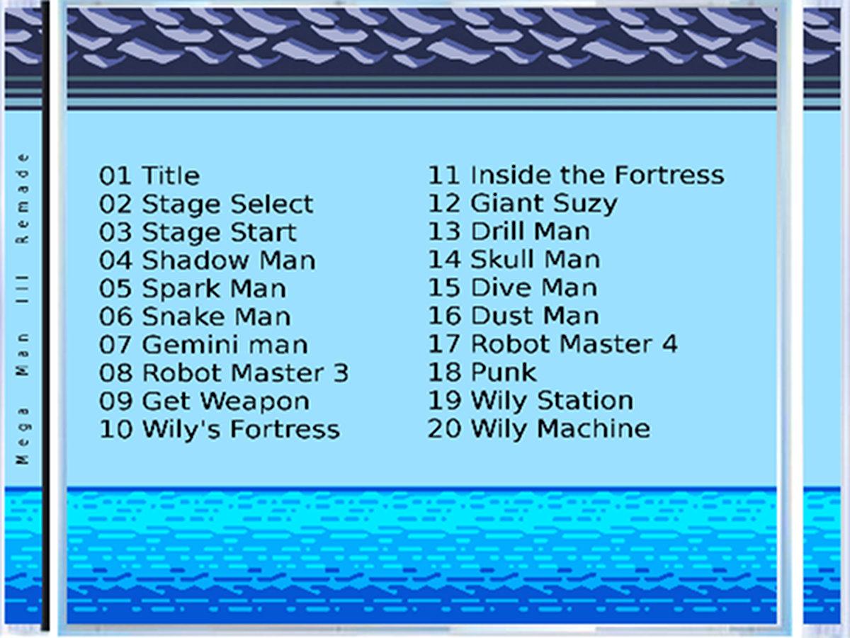 Mega Man III Remade | RushJet1