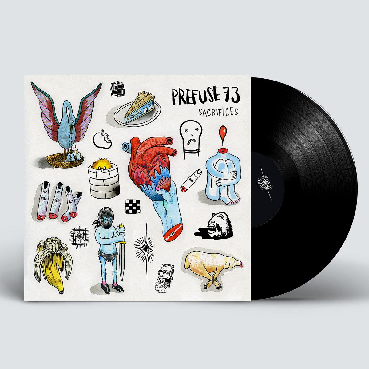 "12"" Vinyl LP"