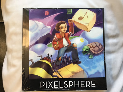 Pixelsphere Art Book by The Cynic Project main photo