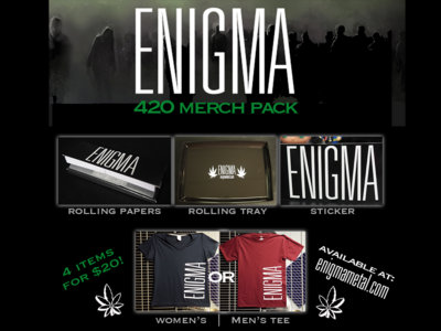 420 Merch Pack - 4 items for $20! main photo