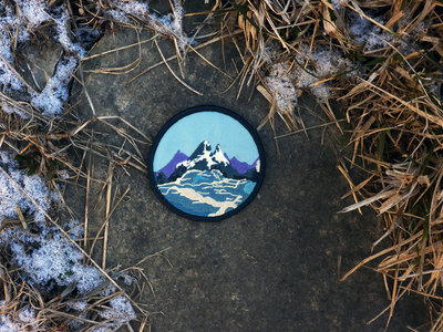 Cascade Iron-On Patch (includes download) main photo