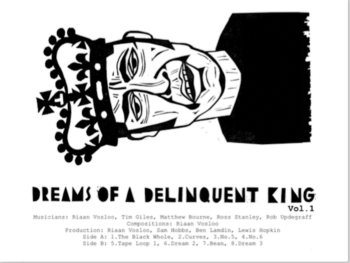 Designed and handmade by Jeb Loy Nichols this limited edition box includes  cassette versions of Dreams of a Delinquent King Vol.1 ...