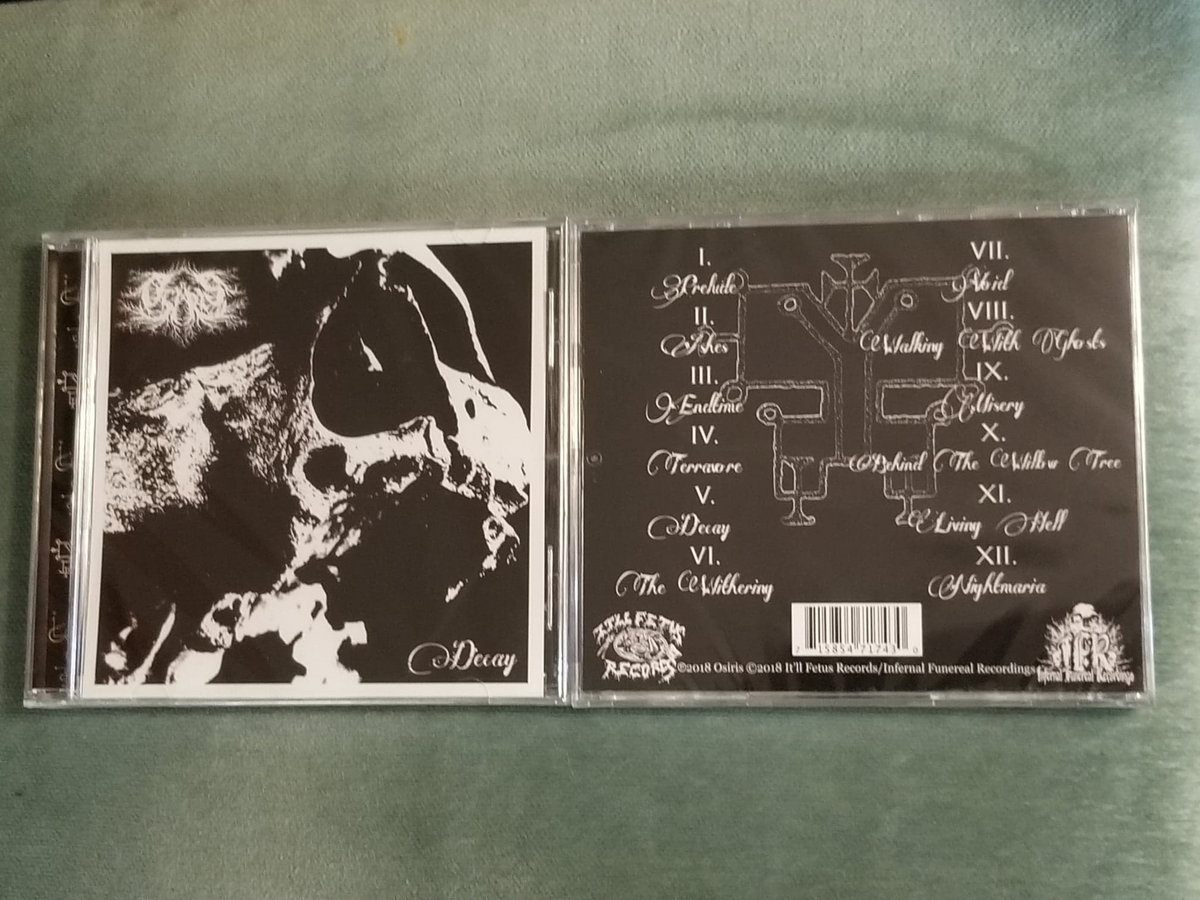 Ashes | It'll Fetus Records/Infernal Funereal Recordings