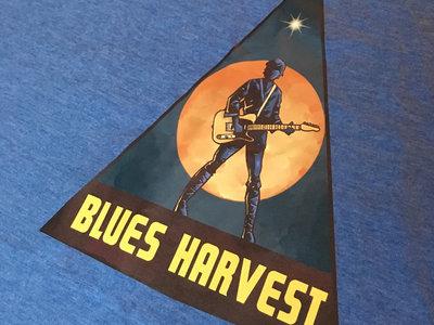 Blues Harvest Shirt (Luke Triangle, Light Blue) main photo