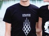 Lebanon Hanover Multiple Gallow Logo T-Shirt (Men or Women) photo