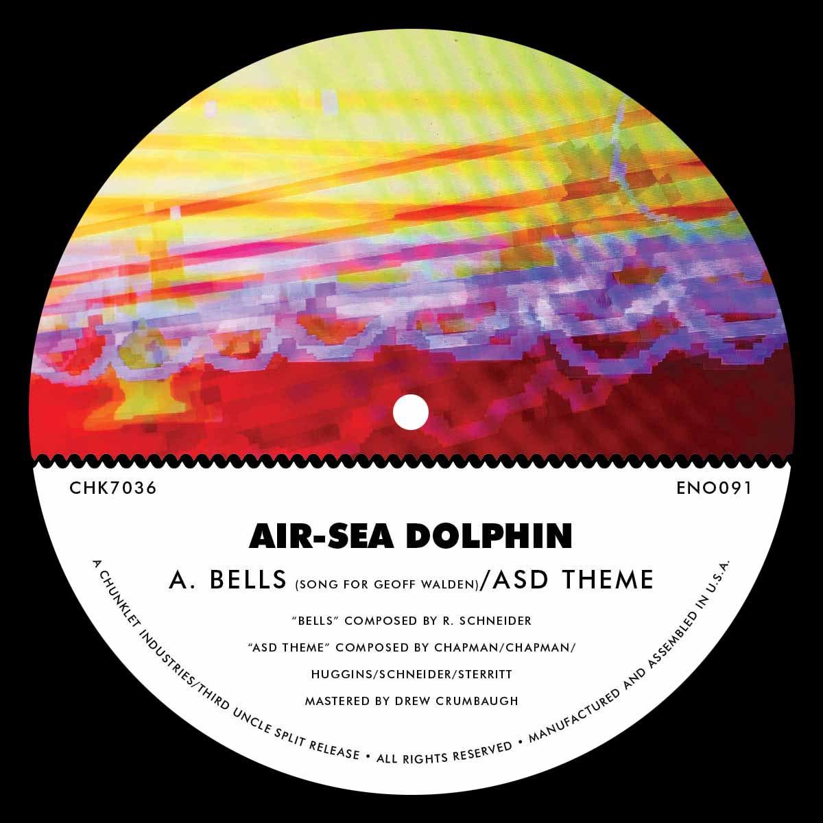 Air-Sea Dolphin/Sloshy split | Chunklet Industries