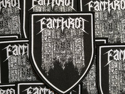 Inverted Cathedral Shield Patch main photo