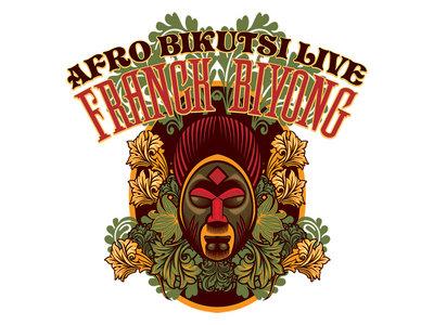 Wearplay EP#27 - Franck Biyong - Afro Bikutsi Live! - T-shirt Made In France main photo