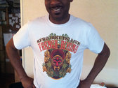 Wearplay EP#27 - Franck Biyong - Afro Bikutsi Live! - T-shirt Made In France photo