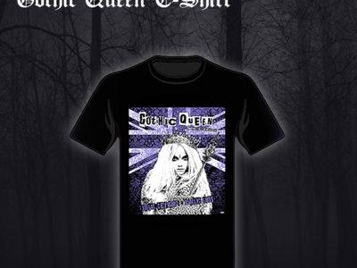 Gothic Queen T-shirt main photo