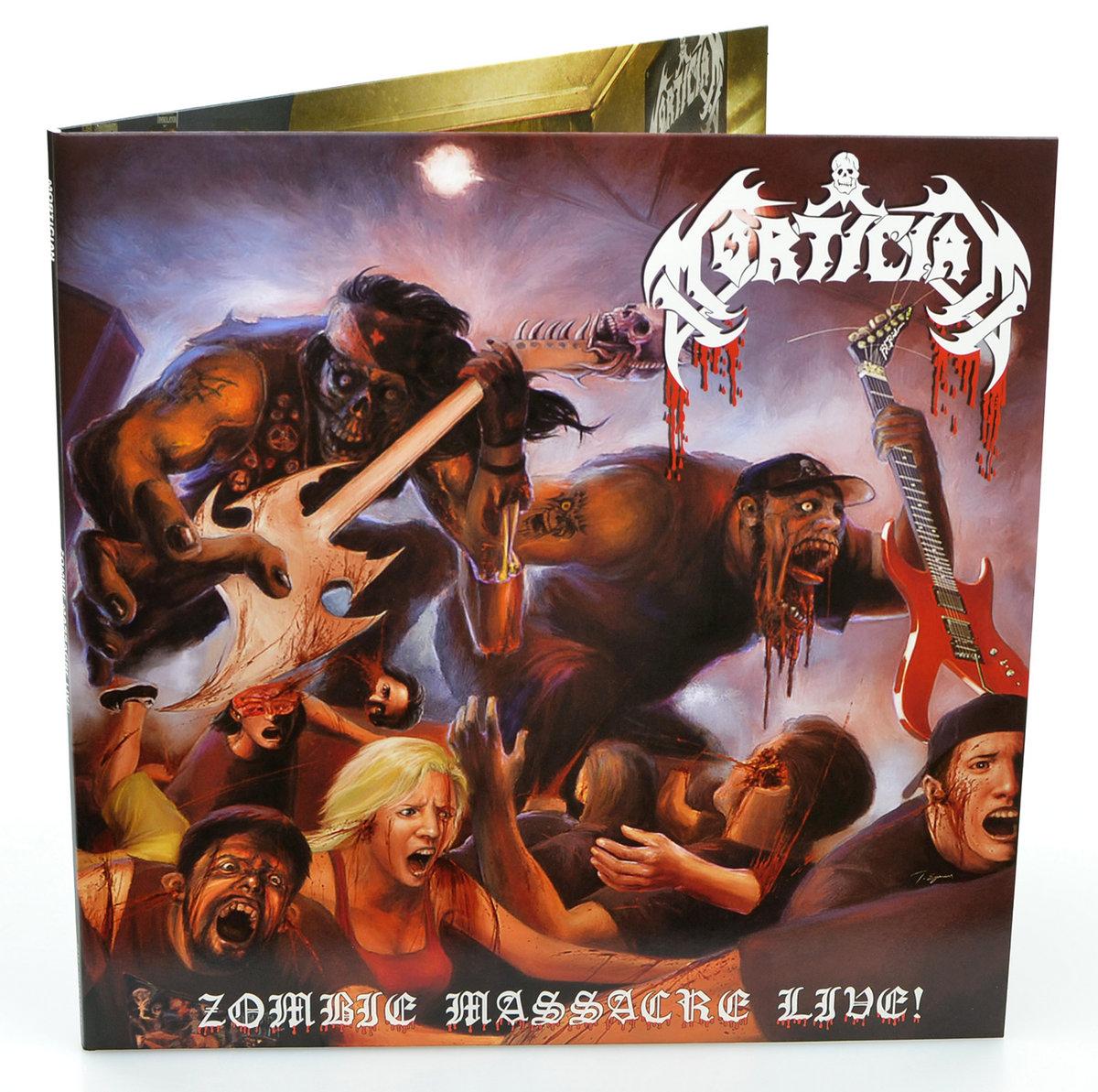 Zombie Massacre Live Mortician