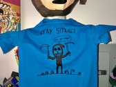 "Stay Strange ""Are You Strange?"" Hand Of God Limited Edition T-Shirts photo"