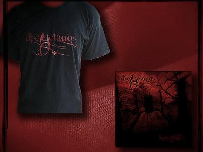 ROOMS OF REVELATION CD + T-SHIRT (bundle) main photo
