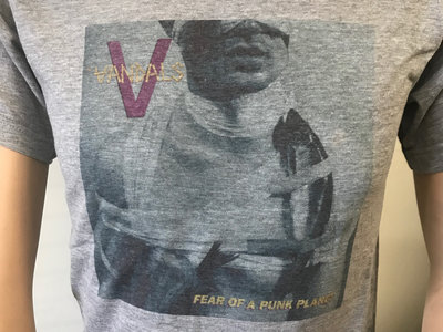 """Fear Of A Punk Planet"" album cover The Vandals T-shirt main photo"