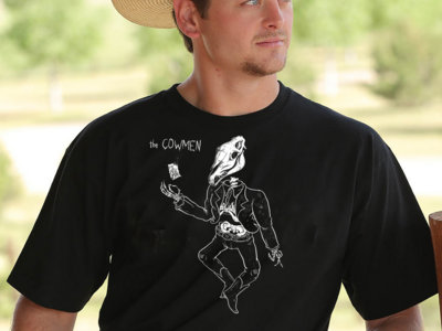Cowmen Baphomet  T-shirt main photo