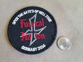 2014 German Tour Patch photo