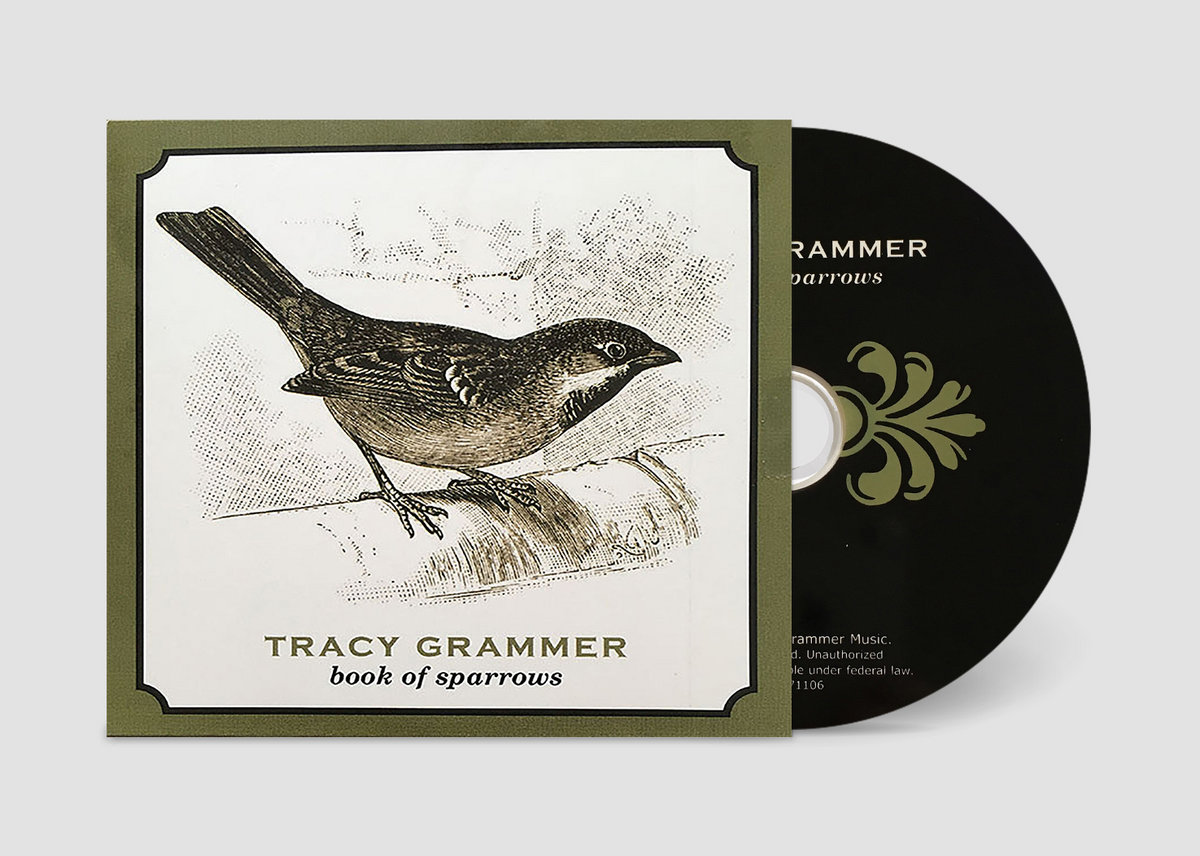 13026e365 Blue Wing | Tracy Grammer
