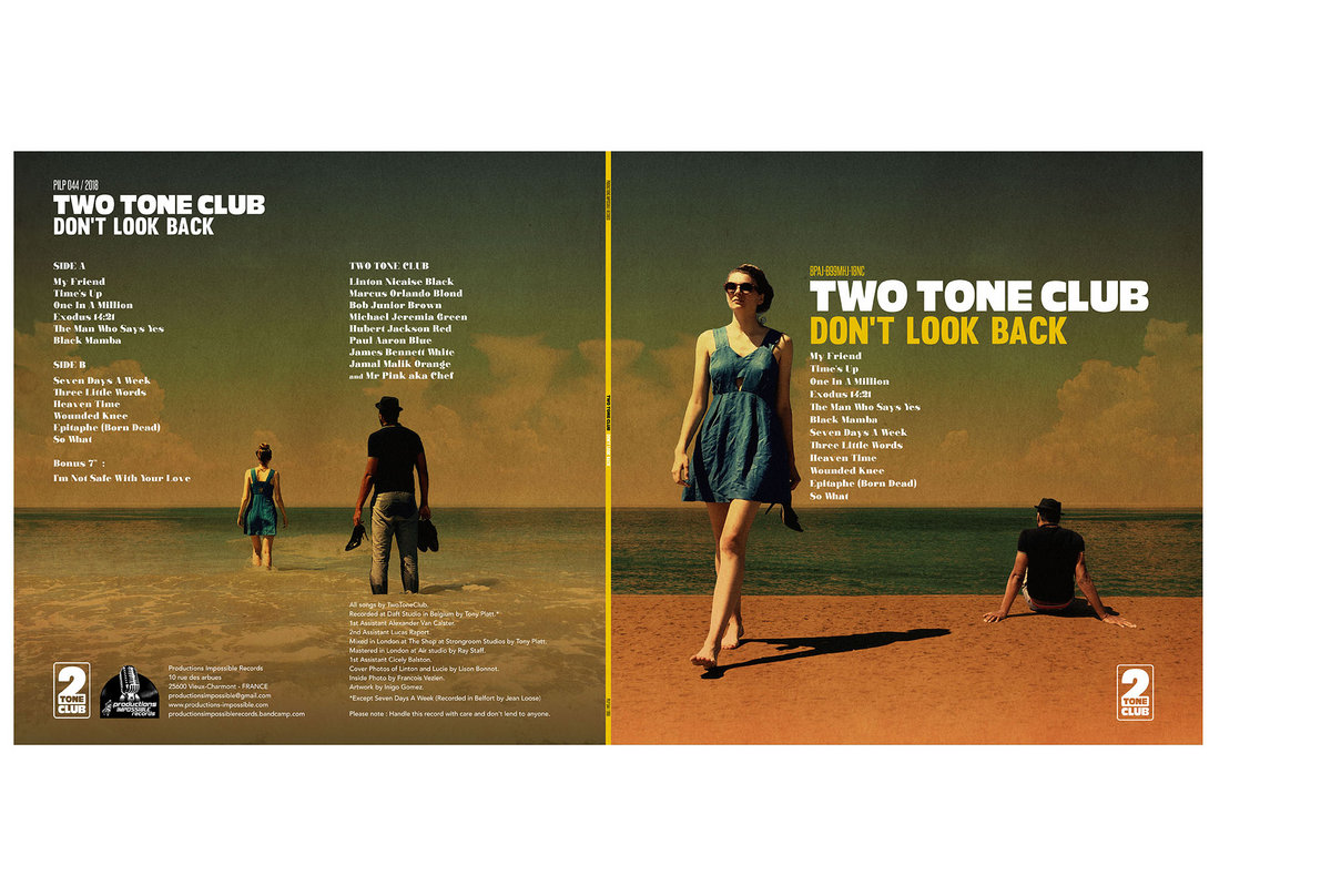 Don't Look Back | TwoTone Club