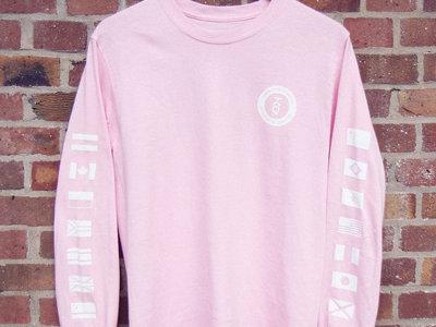 Quarter To Quarter Long Sleeve (Pink) main photo