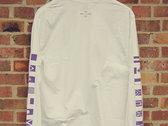 Quarter To Quarter Long Sleeve (White) photo