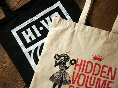 Limited Edition Hi-Vo Record Tote SET main photo