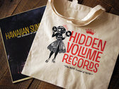 Limited Edition Hi-Vo Record Tote SET photo