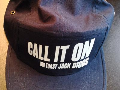 """Call it on"" 5-Panel Hat main photo"