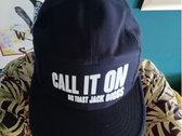 """Call it on"" 5-Panel Hat photo"
