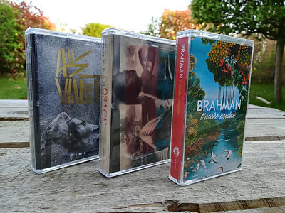 Cassettes pack : AS VALET + BRAHMAN + ELUCID main photo
