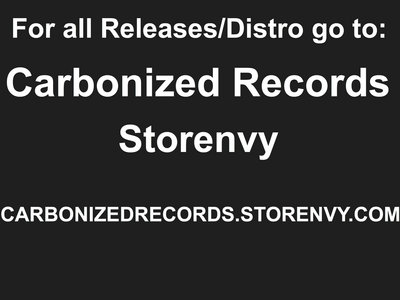 Carbonized Records Storenvy main photo