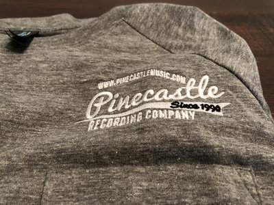 Embroidered Pinecastle pocket T! main photo