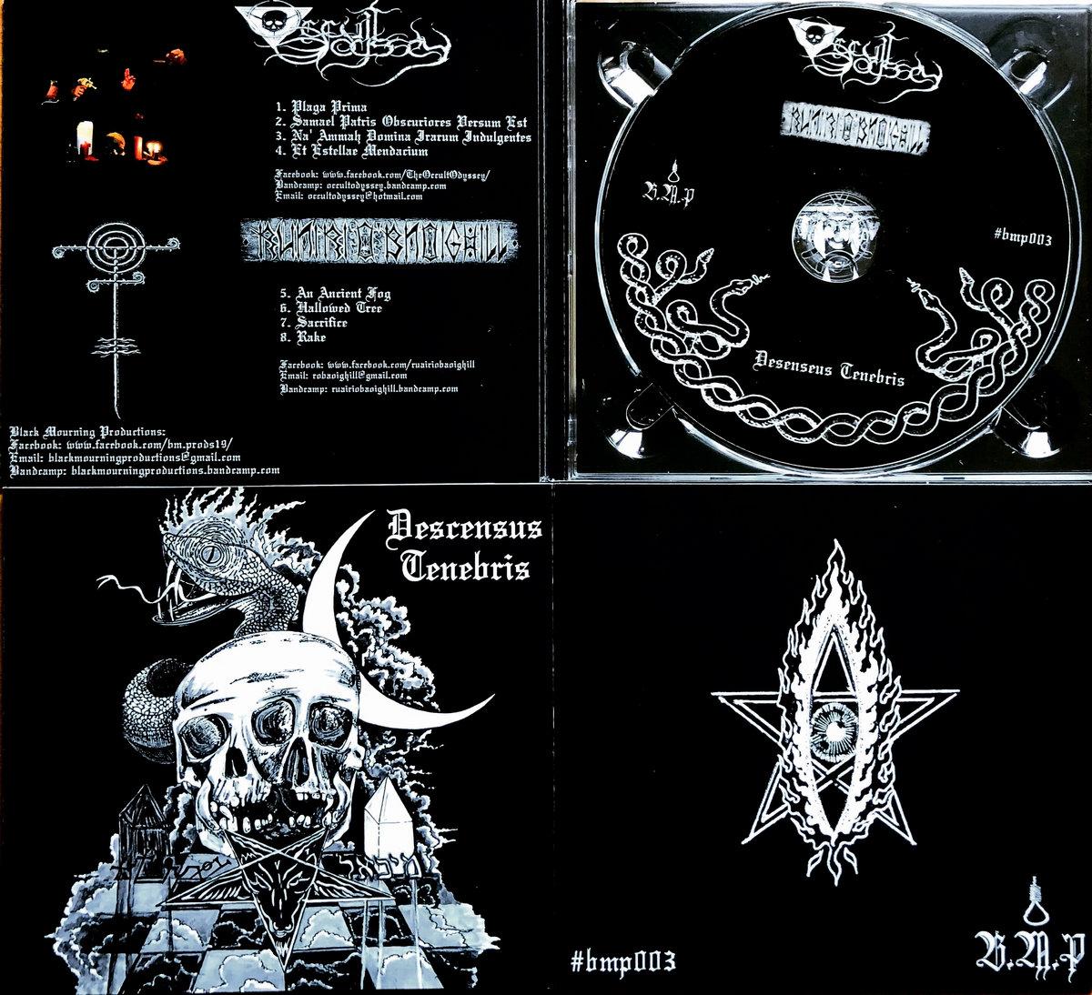 Occult Odyssey - Et Estellae Mendacium | Black Mourning Productions