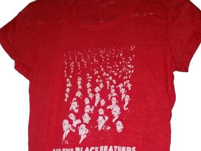Ladies Crowd Shirt - Red main photo