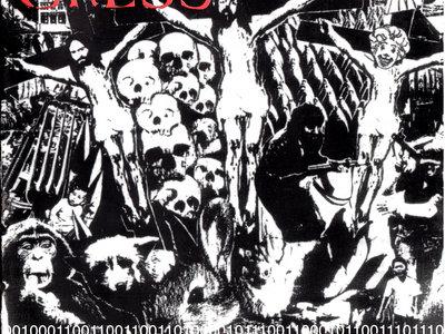 Cress - Propaganda And Lies CD (CC005) main photo