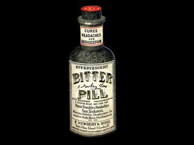 Bitter Pill Snake Oil™ (2 oz) main photo