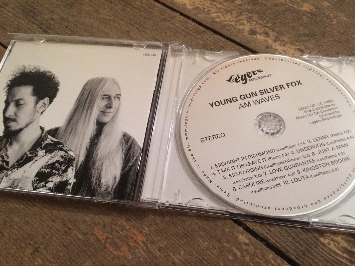 AM Waves | Young Gun Silver Fox