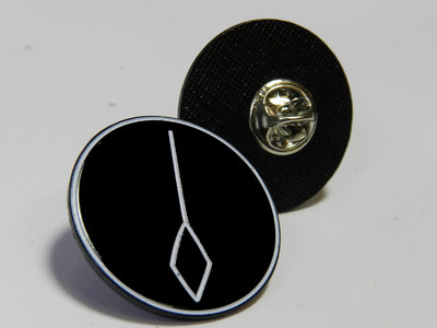 Lebanon Hanover Metal Pin - Gallow black/white main photo