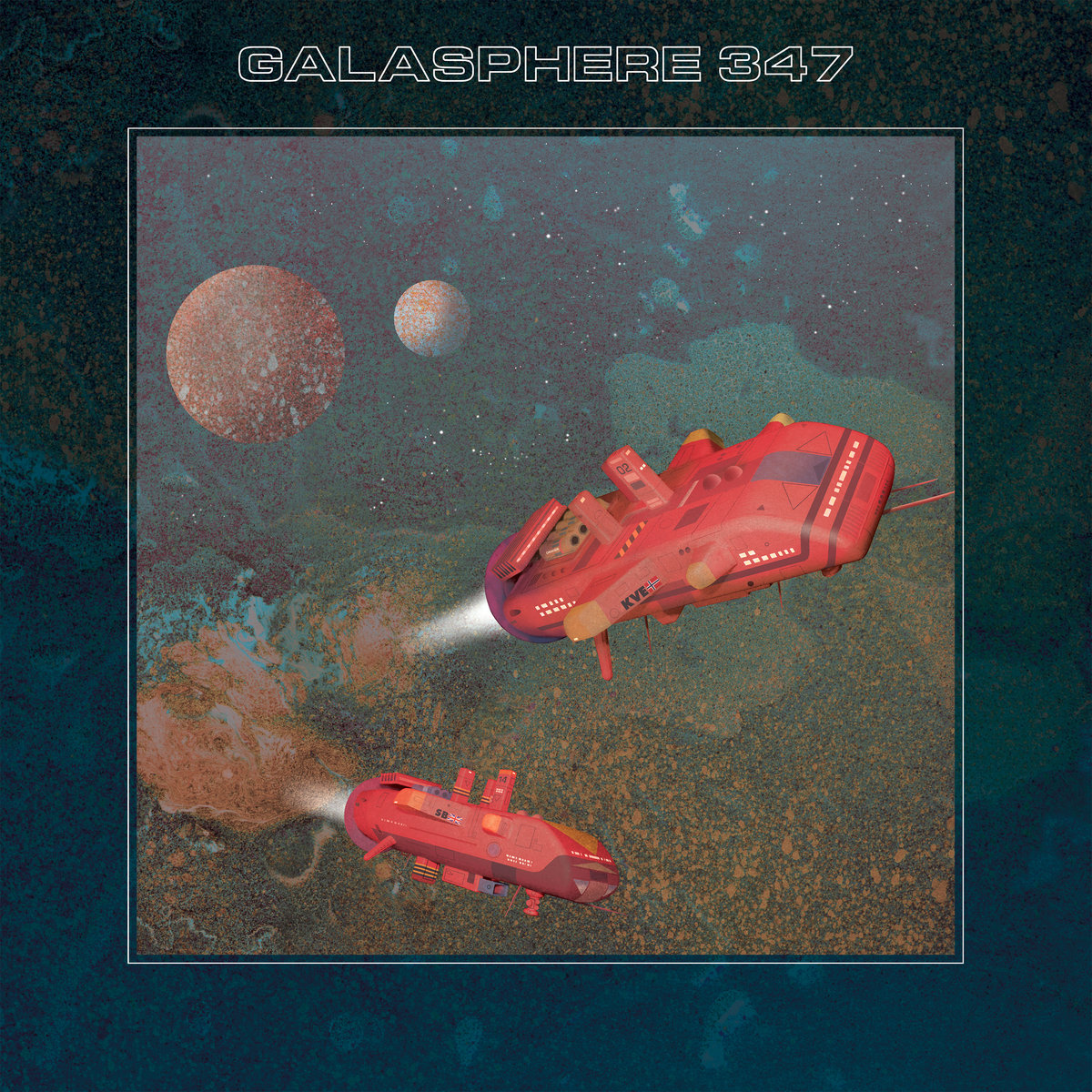 Includes unlimited streaming of Galasphere 347 via the free Bandcamp app,  plus high-quality download in MP3, FLAC and more.