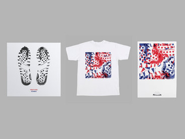 "Bundle #1 // 12"" Vinyl + T-Shirt + A3 Risograph Print Poster main photo"