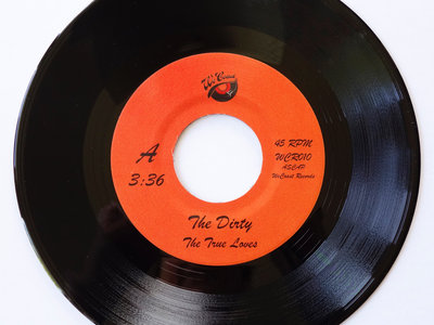 """The Dirty/M.P. Poppins limited edition 7"""" vinyl single main photo"""