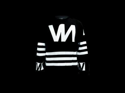 """Golos Nochi"" Sweater black main photo"