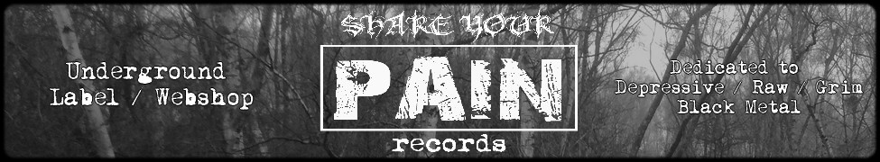 SHARE YOUR PAIN RECORDS