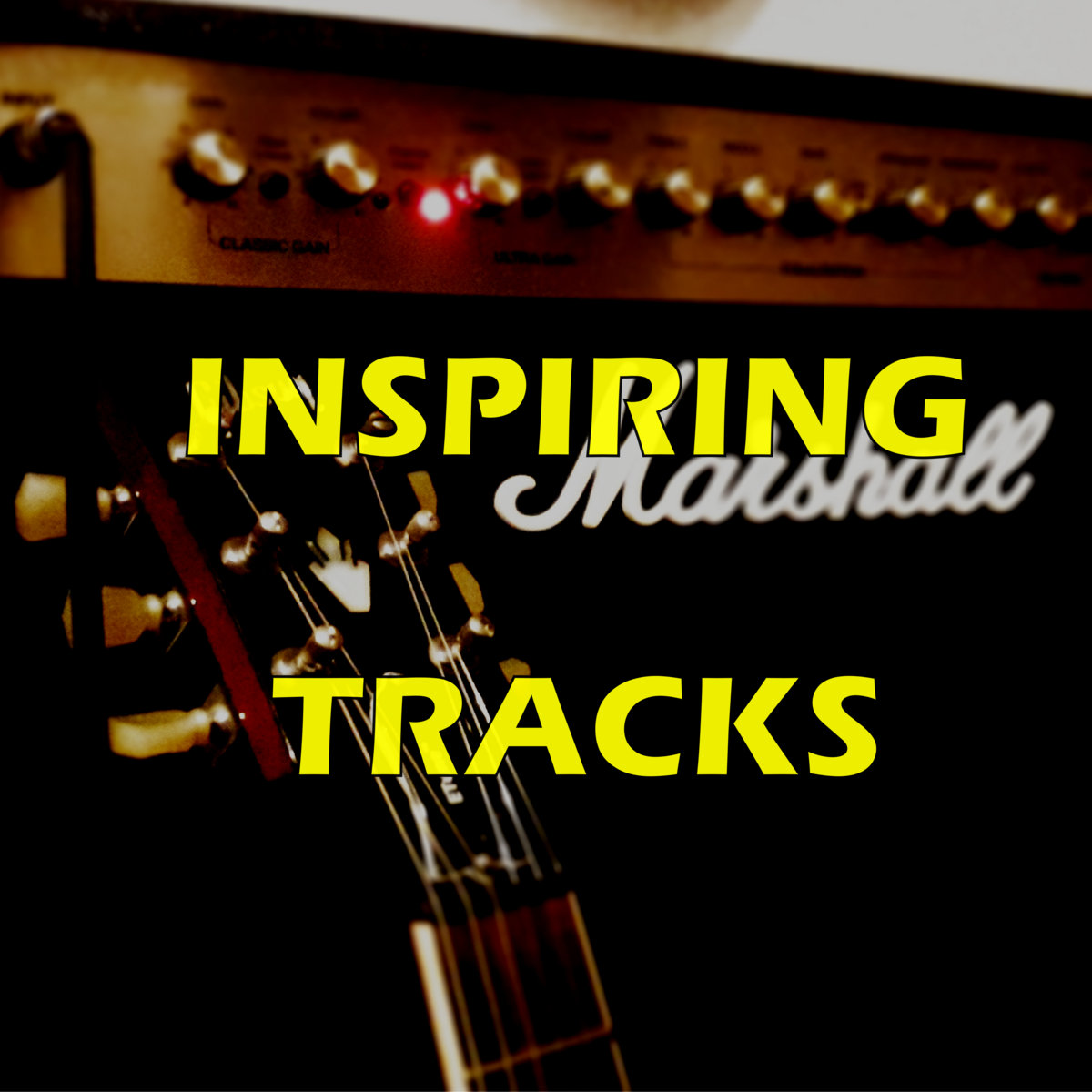 80's style Power Metal - Drumless Backing Track | Inspiring