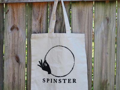 SPINSTER Cotton Tote main photo