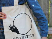 SPINSTER Cotton Tote photo